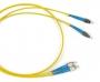 Патч-корд волоконно-оптический (шнур) SM 9/125 (OS2), FC/UPC-FC/UPC, 2.0 мм, duplex, LSZH, 1 м Hyperline