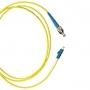 Патч-корд волоконно-оптический (шнур) SM 9/125 (OS2), FC/UPC-LC/UPC, simplex, LSZH, 1 м Hyperline