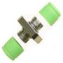 Розетка оптическая SC/APC, одномодовая, D-type