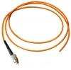 Шнур оптический  монтажный Pig-Tail FC/PC, MM, 50/125, 1,5m