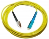 Шнур оптический FC/UPC-SC/UPC, SM, simplex, 3m