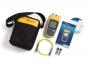 Набор Fiber OneShot PRO-SC-Kit — включает в себя измеритель, SC-адаптер, 2-метровый коммутационный шнур UPC-UPC, кобуру, кейс, элементы питания