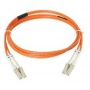 Патч-корд волоконно-оптический LightSystem, MM 50/125 (OM2), LC-SC, duplex, LSOH (IEC 60332-3C), 2 м, оранжевый Siemon