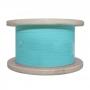 Кабель волоконно-оптический 50/125 (OM3) многомодовый, 1 волокно, simplex, плотное буферное покрытие (tight buffer) 0.9 мм, LSZH Hyperline