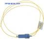 Пигтейл волоконно-оптический XGLO, SM (OS2), SC/UPC, simplex, LSOH (IEC 60332-3C), 1 м, желтый Siemon