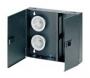 Бокс оптический настенный для 2 FAP или FMP панелей, размеры: 304,8 мм x 258,6 мм x 58,9 мм PANDUIT