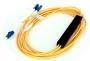 Оптический циркулятор GIGALINK, 2 длины волны 1310 нм в одно волокно, LC/UPC коннекторы (GL-CR1310)