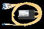 Модуль ввода/вывода GIGALINK CWDM 1510/1570 нм, одноканальный односторонний для одноволоконных систем, пластик