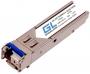 Модуль GIGALINK SFP, WDM, 1Гбит/c, одно волокно SM, LC, Tx:1550/Rx:1310 нм, 8 дБ (до 3 км) (GL-10RLC)