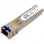 Модуль GIGALINK SFP, WDM, 1Гбит/c, одно волокно SM, SC, Tx:1490/Rx:1550 нм, DDM, 24 дБ (до 80 км)