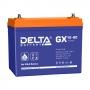 Аккумуляторная батарея Delta GX 12-60 (12V / 60Ah)
