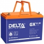 Аккумуляторная батарея Delta GX 12-90 (12V / 90Ah)