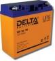 Аккумуляторная батарея Delta HR 12-18 (12V / 18Ah)