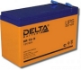 Аккумуляторная батарея Delta HR 12-9 (12V / 9Ah)
