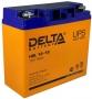 Аккумуляторная батарея Delta HRL 12-18 (12V / 18Ah)