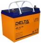 Аккумуляторная батарея Delta HRL 12-33 (12V / 33Ah)