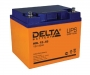 Аккумуляторная батарея Delta HRL 12-45 (12V / 45Ah)