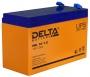 Аккумуляторная батарея Delta HRL 12-7.2 (12V / 7.2Ah)