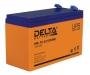 Аккумуляторная батарея Delta HRL 12-9 (12V / 9Ah)