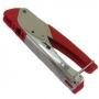 Инструмент опрессовочный для компрессионных разъемов F, BNC, RCA, IEC, Mini F Hyperline