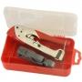 Набор инструментов (HT-H518G инструмент опрессовочный для разъемов F, BNC, RCA; HT-332 инструмент для зачистки коаксиального кабеля RG-58/59/62/6/6QS/3C/4C/5C) Hyperline