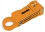 Инструмент для зачистки и обрезки коаксиального кабеля RG58/59/62/3C/4C Hyperline