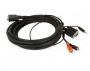 Комплект кабелей для 48-портовых линейных карт IES-5112M/5106M.