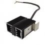 Нагреватель с пружинным зажимом (полупроводниковый, IP 44, 110-250В AC/DC , 20Вт), аналог HGK 047 Hyperline
