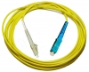 Шнур оптический LC/UPC-SC/UPC, SM, simplex, 1m