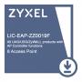 LIC-EAP,E-iCard 8 AP license for Unified Security Gateway and VPN Firewall (all UAG/USG/ZyWALL products with AP Controller functions) // Лицензия Zyxel на увеличение числа управляемых точек доступа (8 AP) для устройств серии UAG/USG/ZyWALL с функцией Wi-F