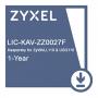 Подписка на сервис Zyxel AV (антивирус) сроком 1 год для USG110 и ZyWALL110