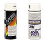 Аэрозольная ремонтная краска-основа цвет RAL 9005 ZPAS