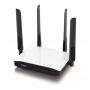 Wi-Fi машрутизатор Zyxel NBG6604, AC1200, 802.11a/b/g/n/ac (300+867 Мбит/с), 1xWAN, 4xLAN