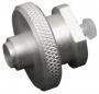 1.25мм универсальный адаптер для LC и MU оптических конекторов. используется совместно с VisiFault.