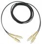 Комплект симплексных эталонных кабелей 62,5 мкм с коннекторами SC, 1м.