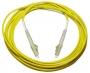 Комплект симплексных эталонных одномодовых кабелей с коннекторами LC, 1м.