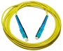 Комплект симплексных эталонных одномодовых кабелей с коннекторами SC, 1м.