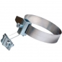 DKC / ДКС NG3001 Хомут на металл. трубы, D80-160 мм