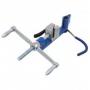 Инструмент для крепежной ленты, максимальное усиление нятяжения ленты 10 кН, ширина ленты до 20 мм, толщина ленты до 1 мм