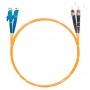 Шнур оптический dpc E2000/UPC-ST/UPC50/125 3.0мм 1м LSZH (патч-корд)