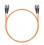 Шнур оптический dpc FC/UPC-FC/UPC 50/125 3.0мм 1м LSZH (патч-корд)