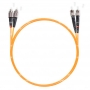 Шнур оптический dpc FC/UPC-ST/UPC 50/125 3.0мм 20м LSZH (патч-корд)