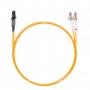 Шнур оптический dpc MTRJ/male-LC/UPC50/125 2.0мм 1м LSZH (патч-корд)