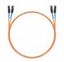 Шнур оптический dpc MU/UPC-MU/UPC 50/125 2.0мм 15м LSZH (патч-корд)