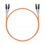 Шнур оптический dpc MU/UPC-MU/UPC 50/125 2.0мм 5м LSZH (патч-корд)