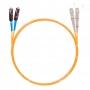 Шнур оптическийdpc MU/UPC-SC/UPC50/125 2.0мм 2м LSZH (патч-корд)