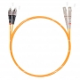 Шнур оптический dpc SC/UPC-FC/UPC 50/125 3.0мм 15м LSZH (патч-корд)