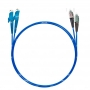 Шнур оптический dpc E2000/UPC-FC/UPC50/125 OM4 3.0мм 20м LSZH (патч-корд)