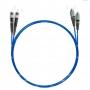 Шнур оптический dpc FC/UPC-ST/UPC 50/125 OM4 3.0мм 15м LSZH (патч-корд)