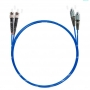 Шнур оптический dpc FC/UPC-ST/UPC 50/125 OM4 3.0мм 5м LSZH (патч-корд)